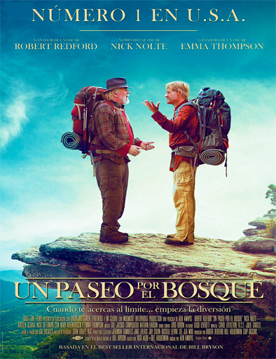 Ver Un paseo por el bosque (A Walk in the Woods) (2015) Online