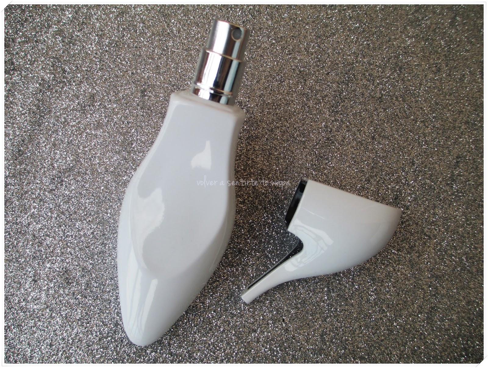 Perfume con forma de Zapato - Bodybell