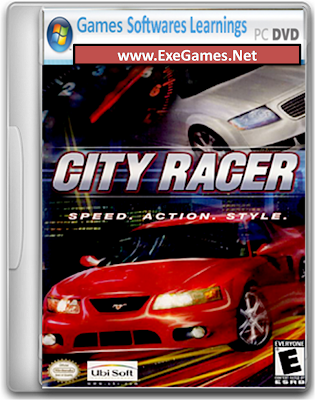City Racer Free Download PC Game Full Version