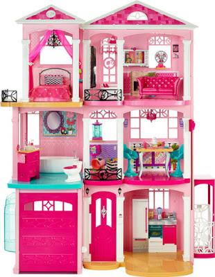 TOYS : JUGUETES - BARBIE - Dreamhouse | 2015 Producto Oficial 2015 | Mattel CJR47 | A partir de 3 años Comprar en Amazon España & Buy Amazon USA