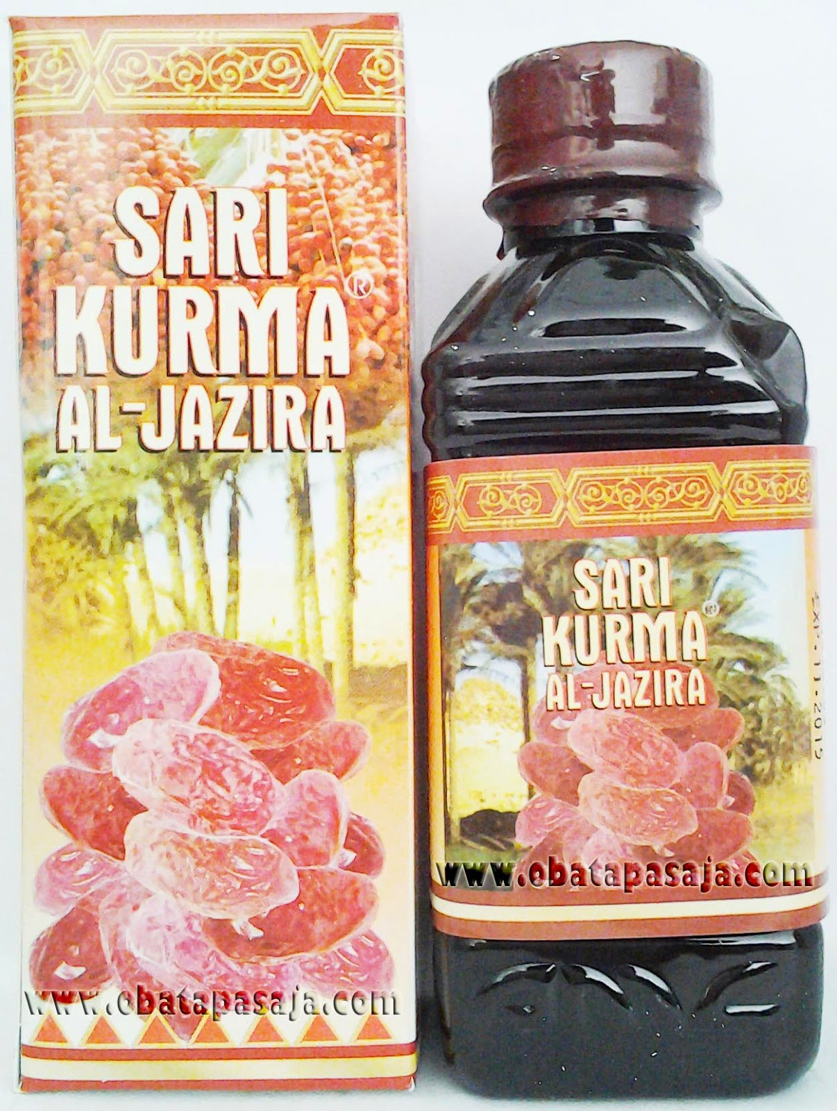 Nutrisi yang terkandung Dalam Sari Kurma Al Jazira