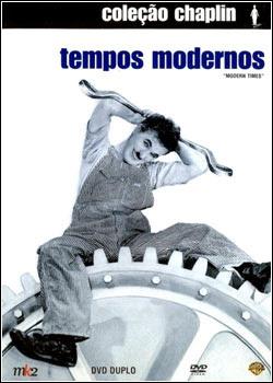 Charlie Chaplin  Tempos Modernos  DVDRip