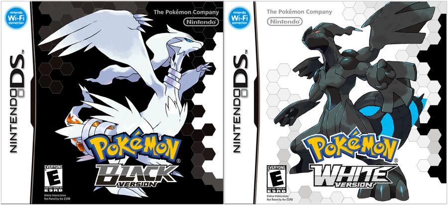 Fala ae aqui é o VenomExtreme.com: Pokémon Black e White ...