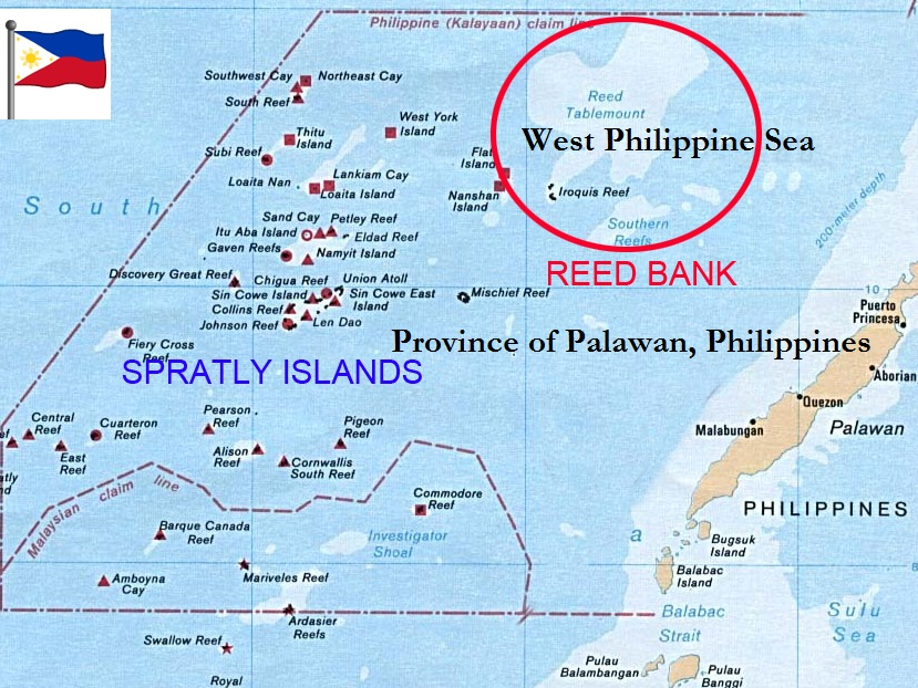 international relations philippines and china on the spratly islands issue essay South china sea tensions a territories include the spratly islands a highly contentious issue, as both vietnam and the philippines have gone ahead with.