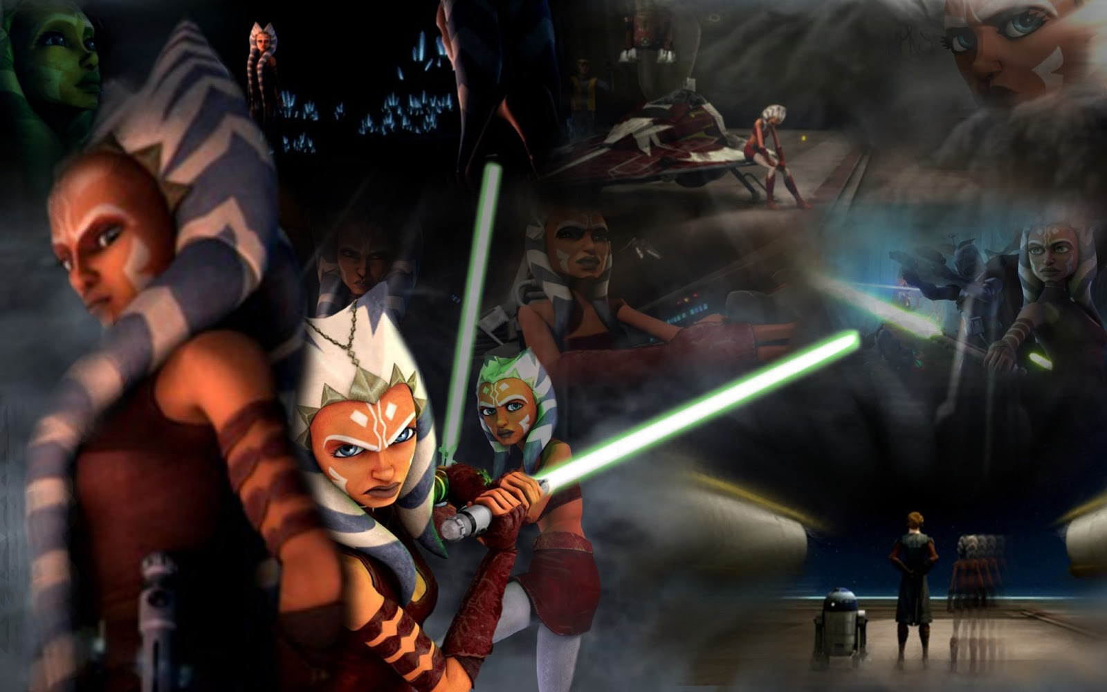 Well... We've come to that point. The long awaited big arc for Ahsoka.