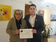 """Premios """"Raíces"""" y """"Radio Capilla"""" 2012"""