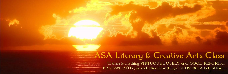 ASA Literary Arts Class