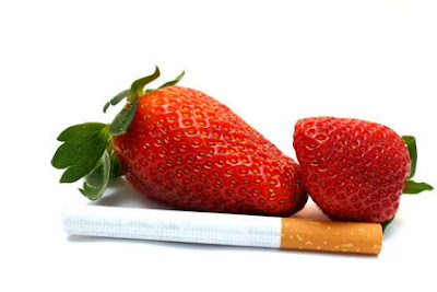 To Quit Smoking, Try Eating More Veggies and Fruits