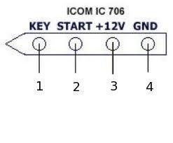 Icom ic-910hx
