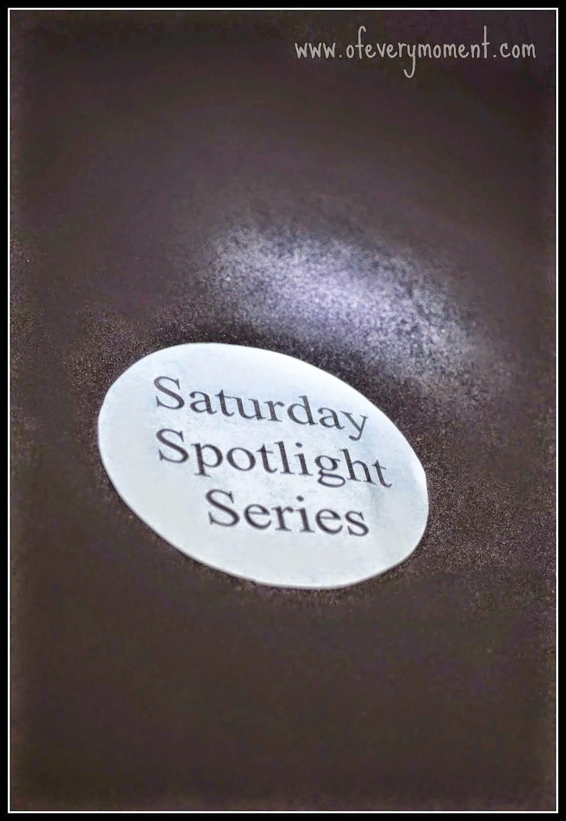Saturday Spotlight logo