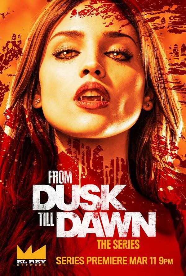 Poster de la serie de TV: Abierto hasta el Amanecer (From Dusk Till Dawn)