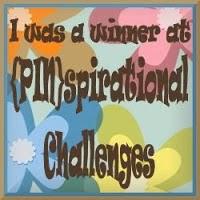 I am a winner at (Pin)spirationals