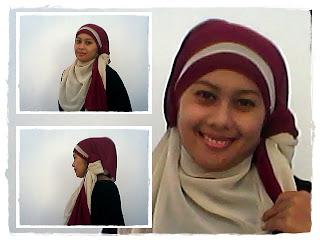 Kreasi Jilbab Modern