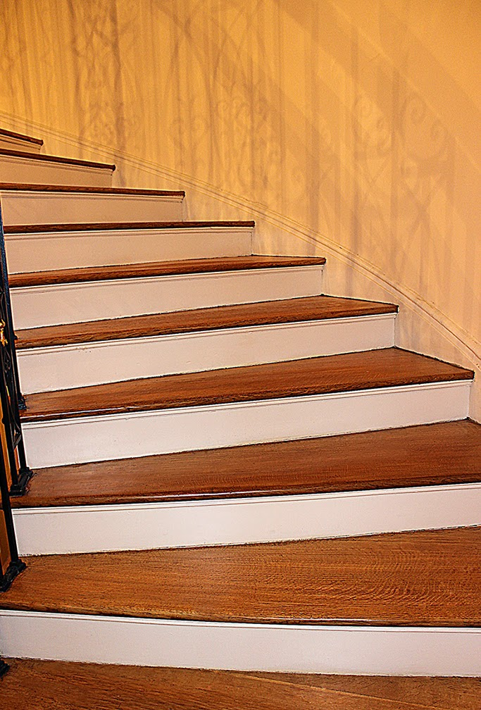 Hardwood Stair Refinishing NY
