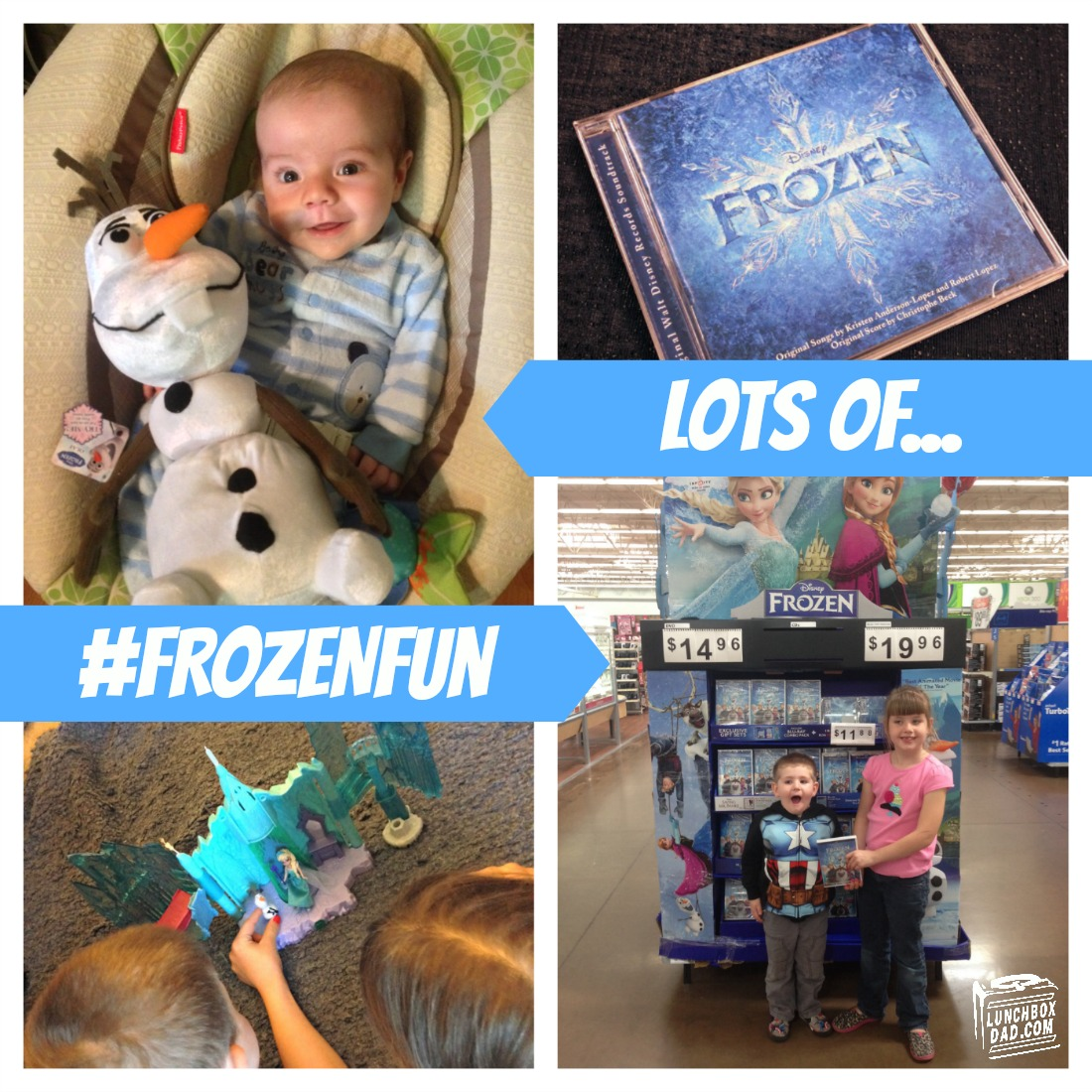 5 ways being a parent is like being a character from FROZEN #FROZENFun #shop #cbias