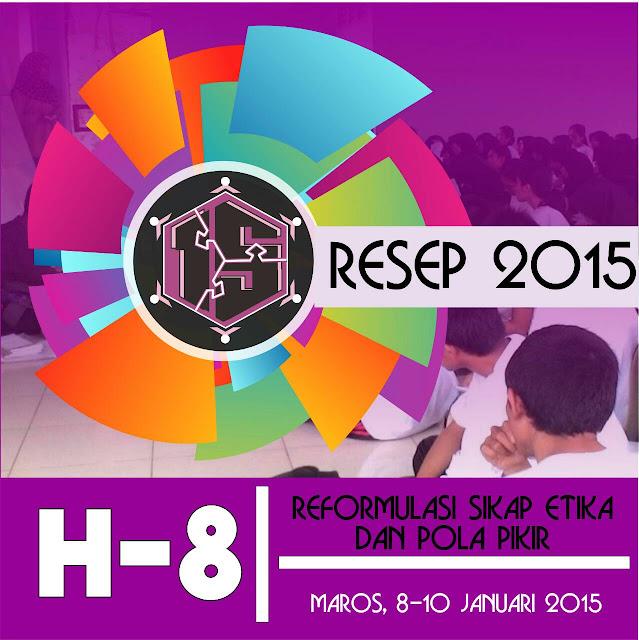H-8 RESEP 2015