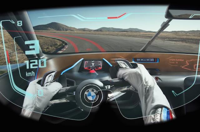 BMW 3.0 CSL オマージュR ヘルメット