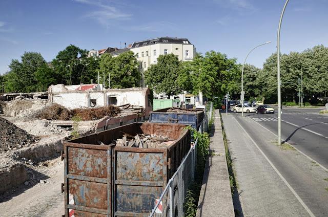 Baustelle Abbruch, Yorckstraße 24, 10965 Berlin, 17.06.2013