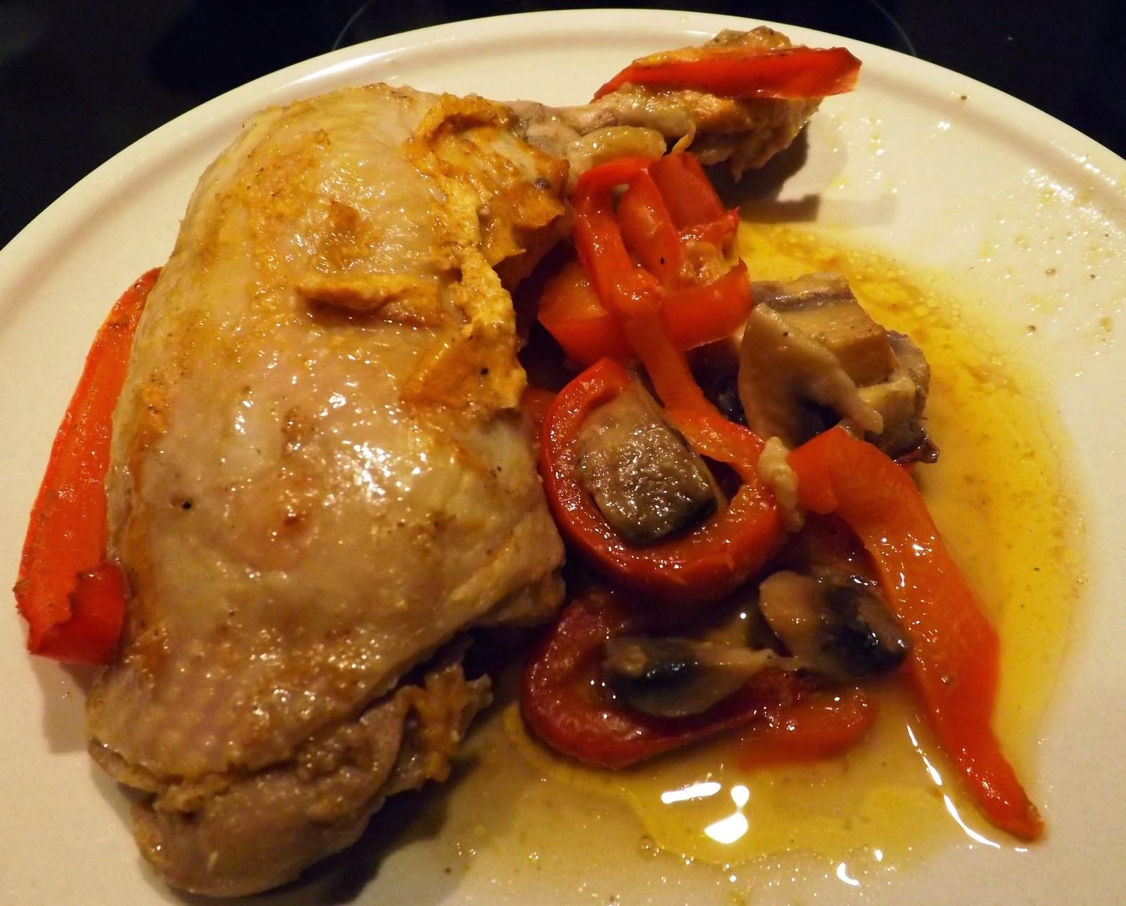 Celle qui cuisinait ou le plaisir de cuisiner cuisses de - Cuisiner cuisse de poulet ...