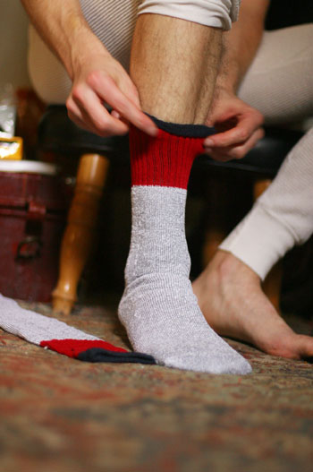 malefeet thermal socks