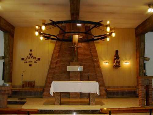 Parròquia Mare de Déu de Montserrat