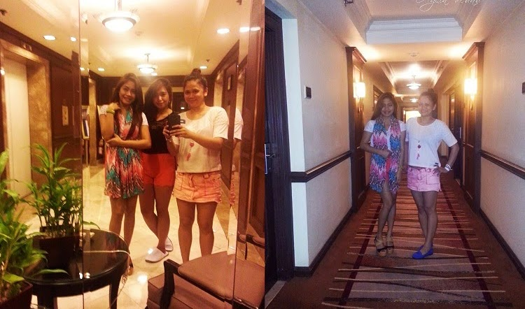 Travelog: Hotel Staycation at InterContinental Hotel Manila