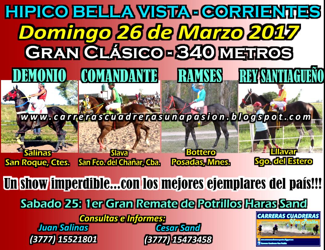 BELLA VISTA - CLASICO 340