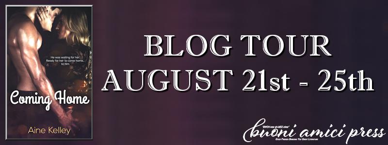 Coming Home Blog Tour