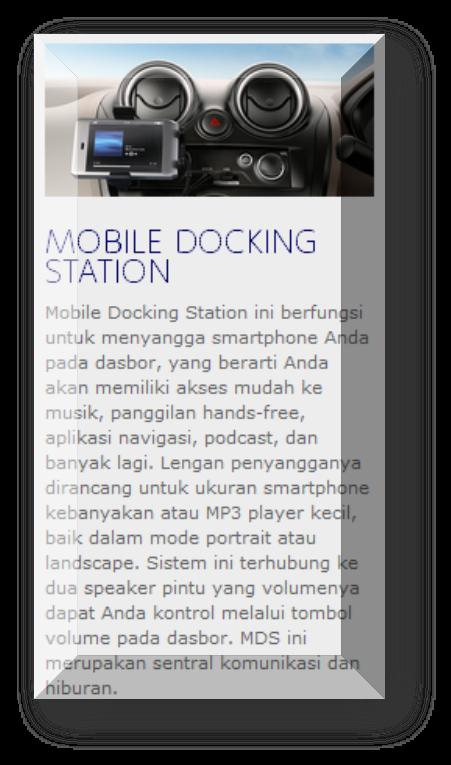 Mobile Docking Station