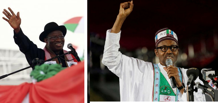 Nigeria Presidential Election: Jonathan vs. Buhari