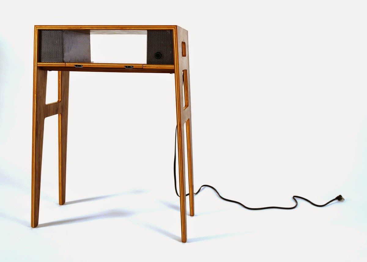 Mt Baker Plywood Furniture Design Competition Winners