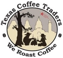 We proudly serve Texas Coffee Traders Organic Fair Trade Products