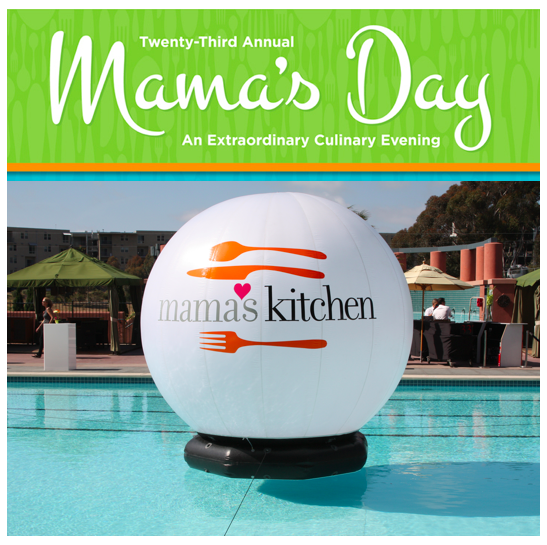Sandiegoville mama s kitchen celebrates 23rd annual mama for Mama s kitchen san diego
