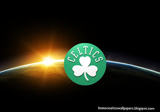 Desktop Wallpapers Boston Celtics Front Logo at Space Eclipse Desktop wallpaper
