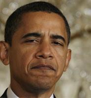 Upset Obama