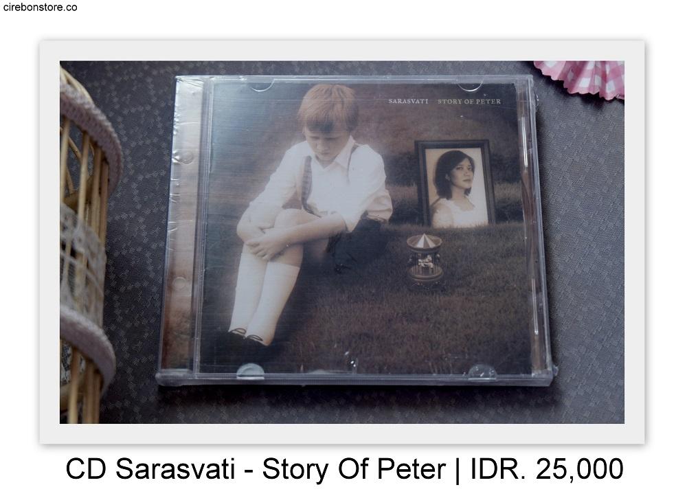 CD SARASVATI - STORY OF PETER
