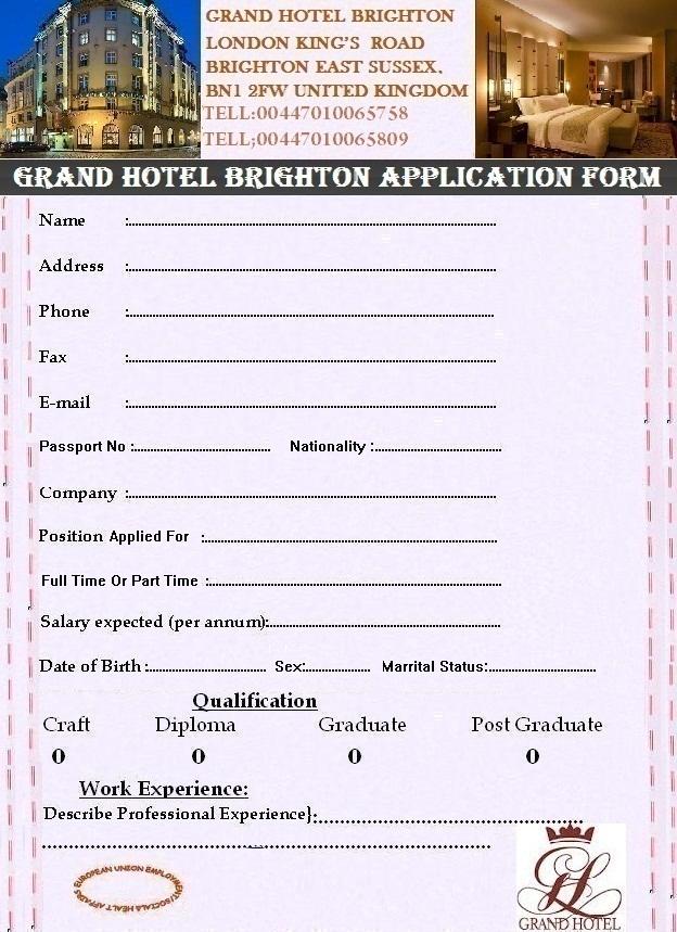 grand application