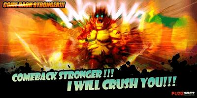 come back stronger mod apk