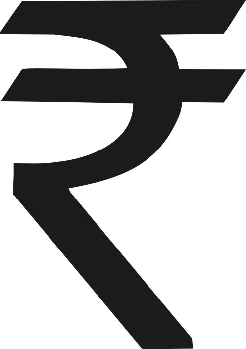 currency symbol for rupee