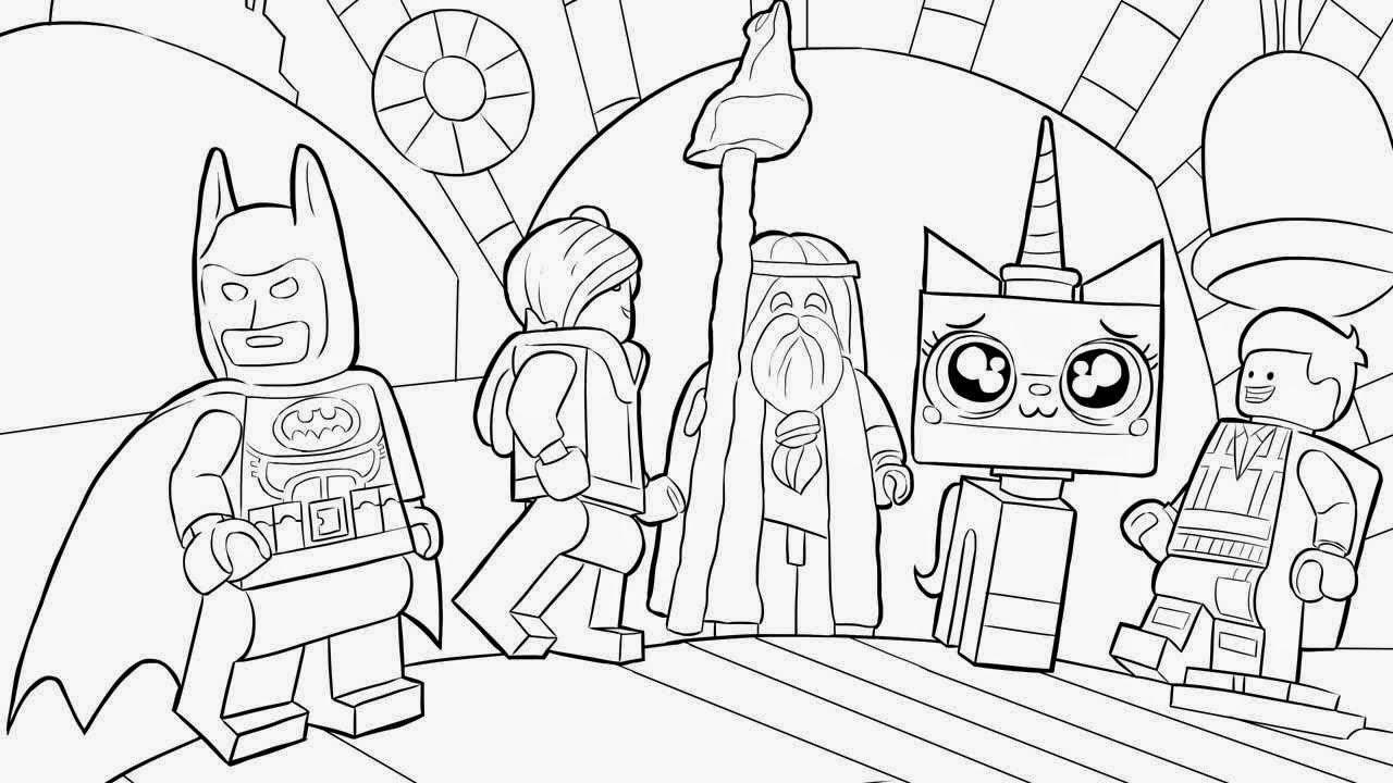 desenhos animados para colorir e imprimir desenhos da lego para