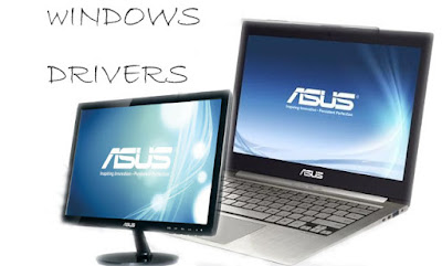 how to install driver update for asus