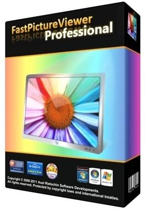 تحميل برنامج FastPictureViewer 1.9 مجانا لاستعراض الصور بكامل الشاشة