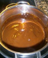 """Turrón de chocolate tipo """"Suchard"""""""