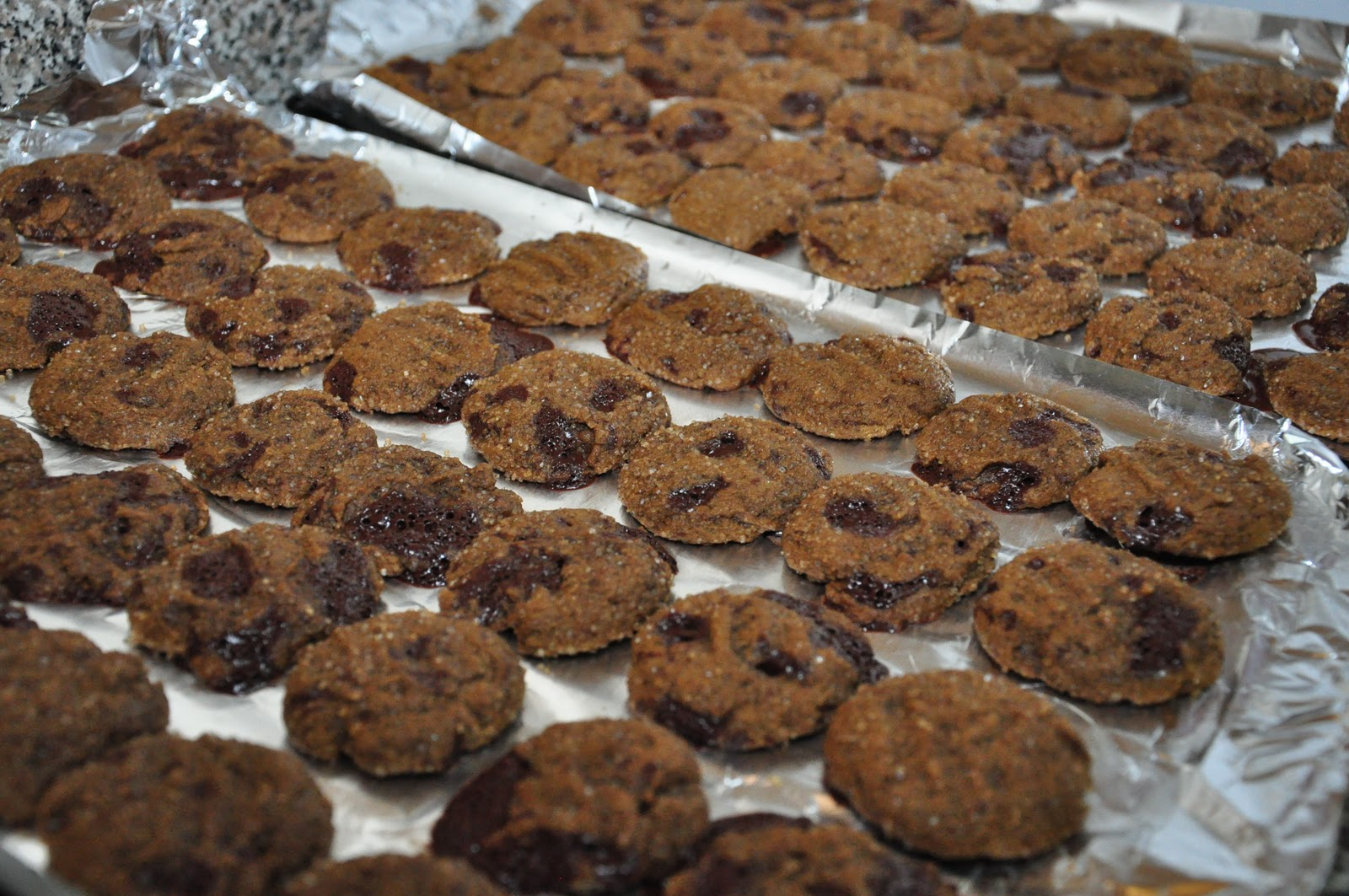 """... sparkling ginger chip (aka """"crack cookies""""), and limoncello mac..."""