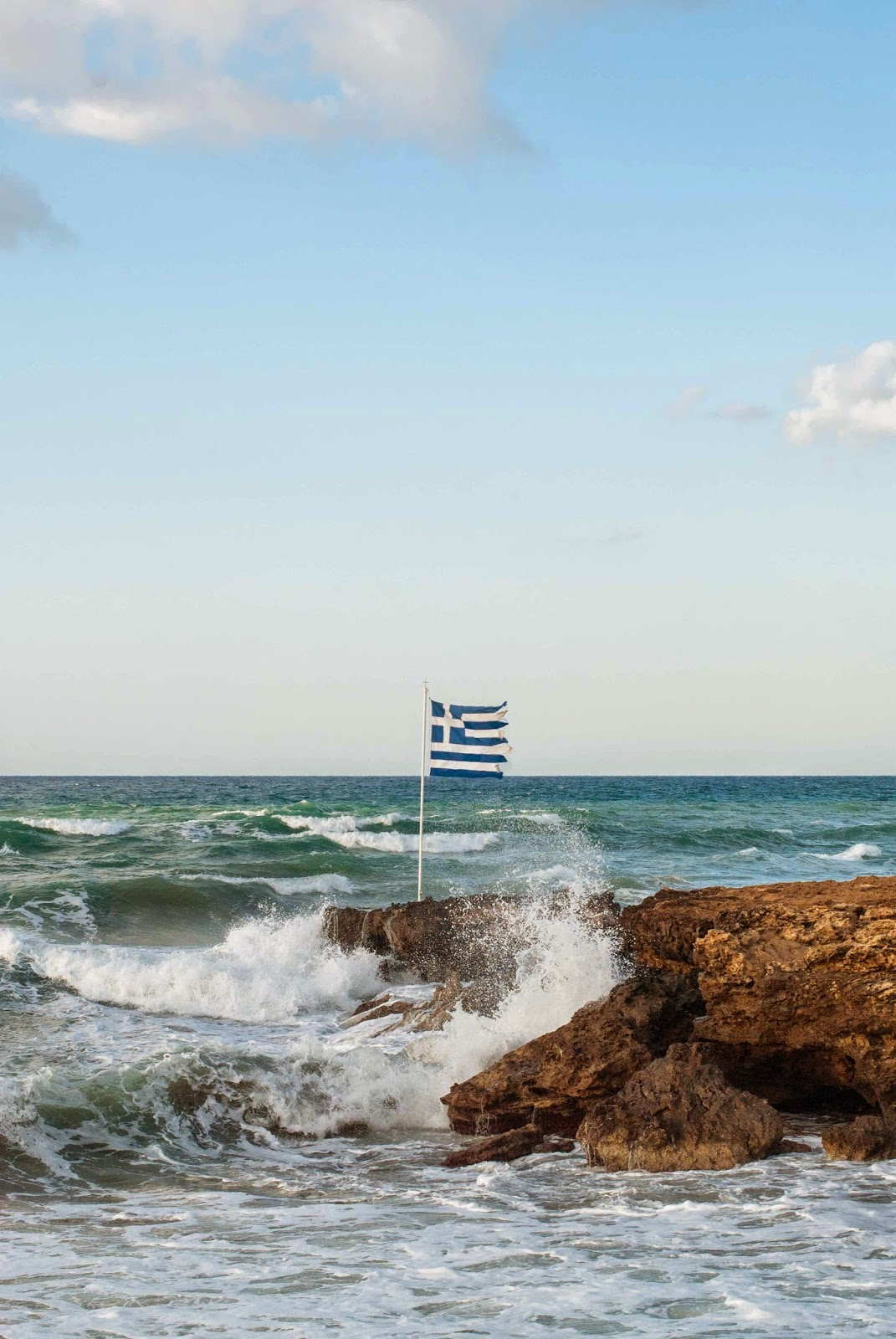 отпуск Греция