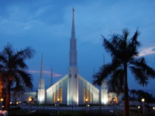 The Church of Jesus Christ of Latter Day Saints Manila Temple