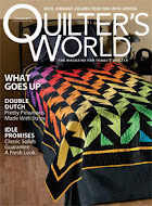 Quilter&#39;s World Feb 2012