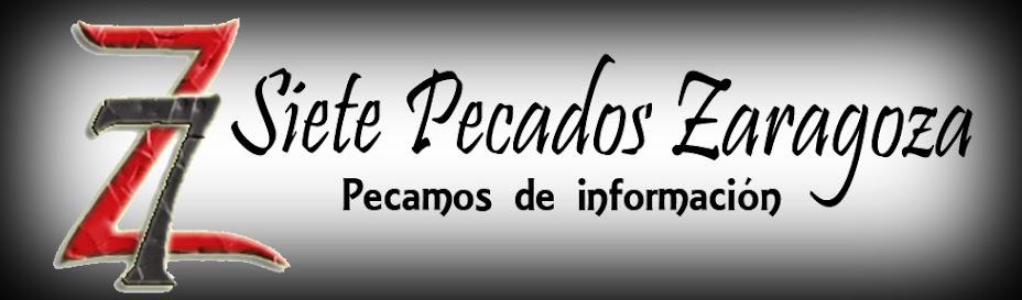 Siete Pecados Zaragoza