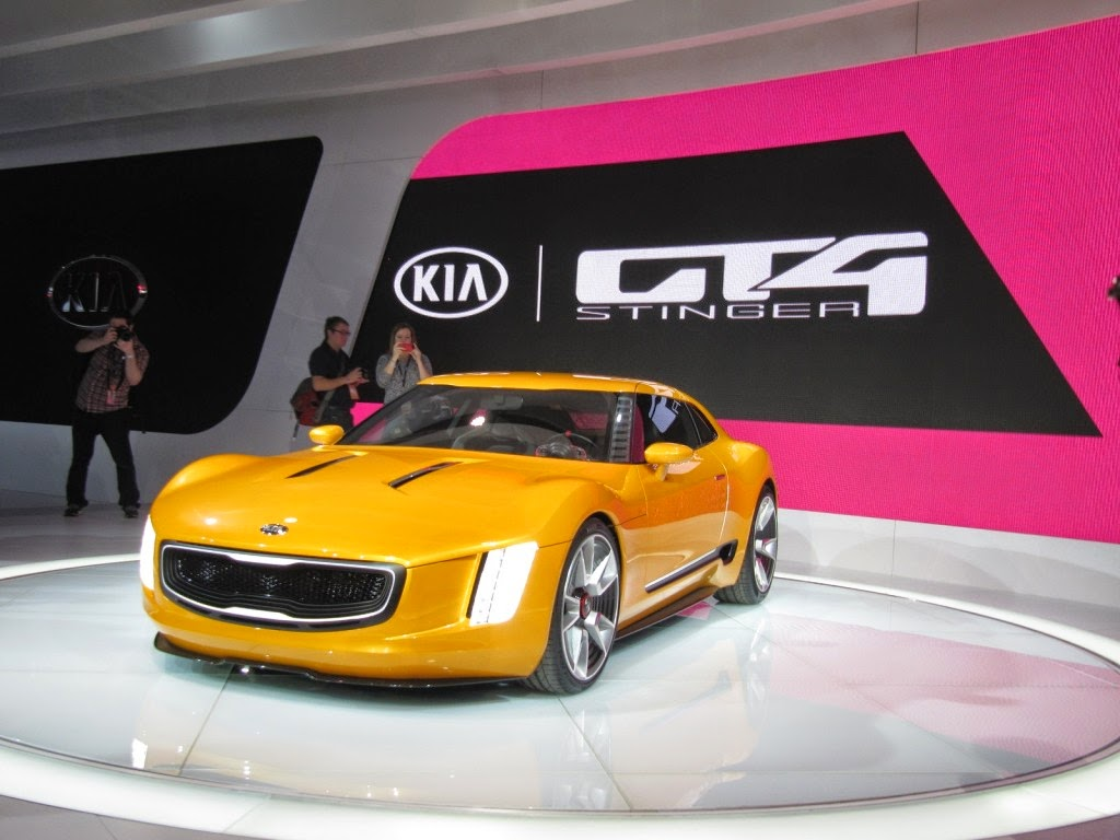 Kia Car Pictures
