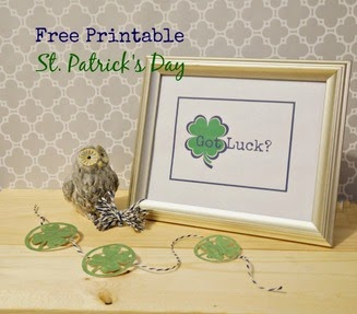 Printable St. Patrick's Day Art